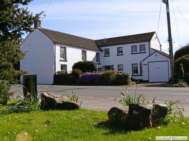Hillside Cottage Gorran Churchtown Cornwall Gallery