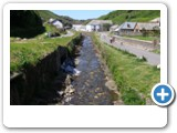 Boscastle is a village and fishing port on the north coast of Cornwall