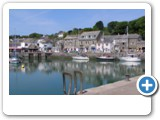 Padstow Harbour - home to Rick Stein's Restaurant