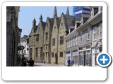 City of Truro - a great shopping venue as well as sightseeing.