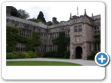 Lanhydrock House. Stately home owned by the National Trust
