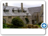 Trerice Manor, now owned by the National Trust