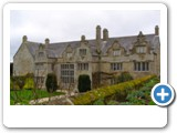 Trerice Manor, used as inspiration for Trenwith in Poldark